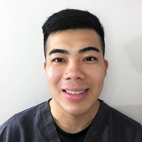 Huu Dinh - Oral Health Therapist
