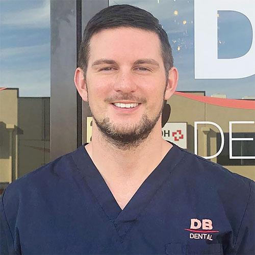 Dr Ryan Butler - Lead Dentist