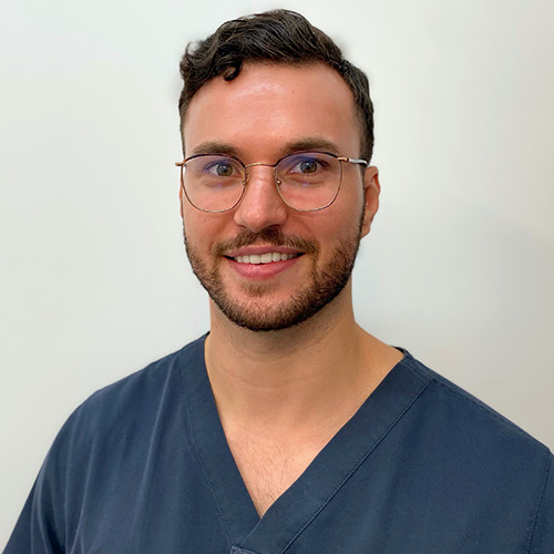 Tristan Field - Oral Health Therapist