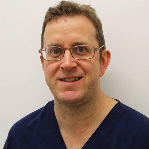 Dr Patrick Dohring - Lead Dentist