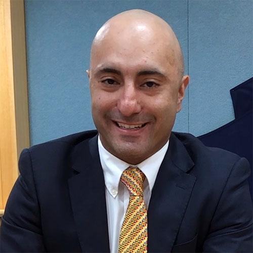 Dr Poya Sobhanian - Lead Dentist