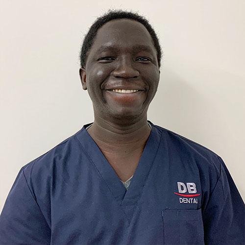 Dr Isaac Seguya - Dentist