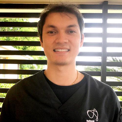 Jason Tarca - Oral Health Therapist
