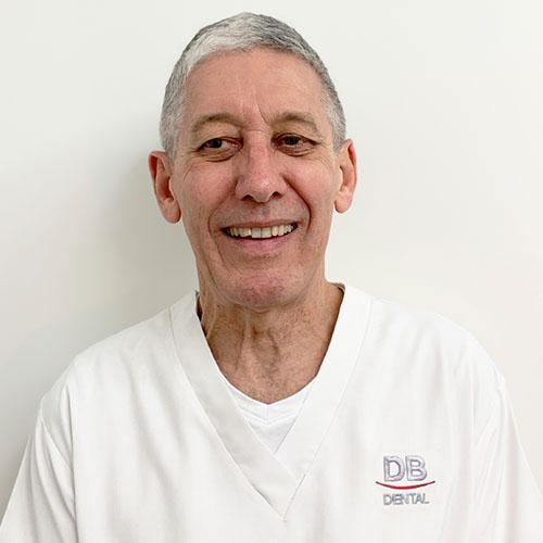 Geoff Pepper - Prosthetist