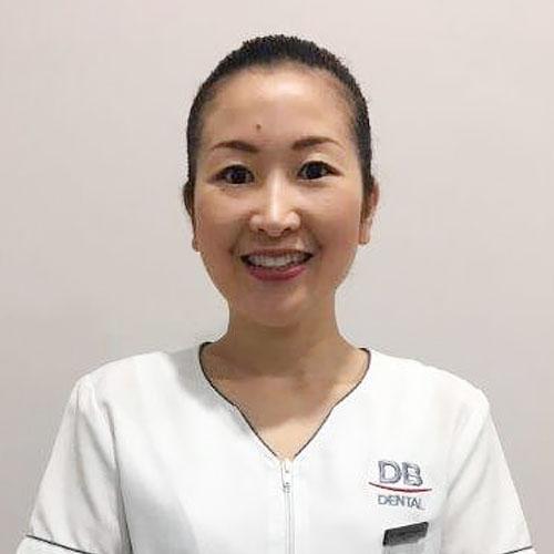 Dr Maki Kidokoro - Dentist