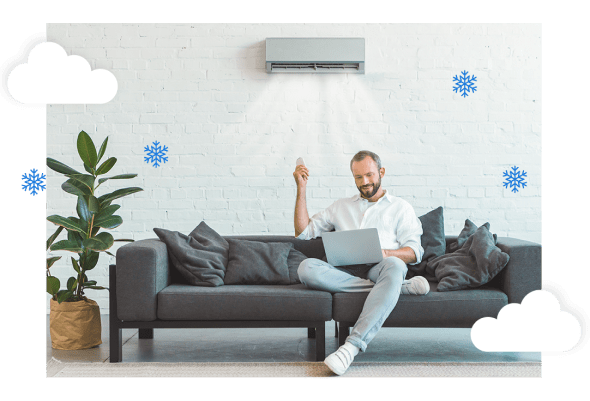 Energy efficient Cooling and Heating Solutions