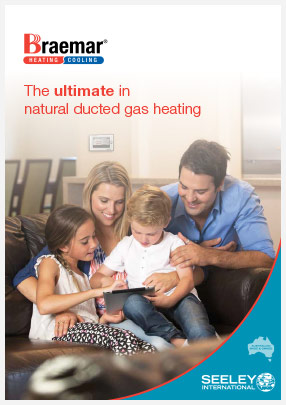 Braemar Natural Ducted Gas Heating