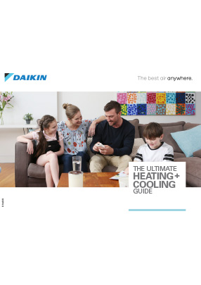 Daikin Heating and Cooling Guide