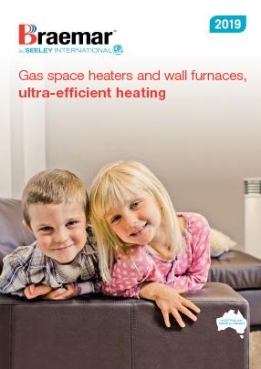 Braemar Gas Space Heater