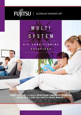Fujitsu Multi Split