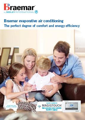 Braemar Evaporative Air Conditioning