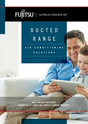 Fujitsu Ducted Range