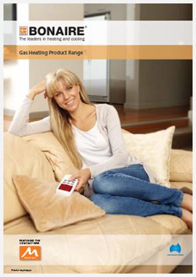 Bonaire Gas Heating Product Range