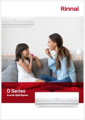 D Series Inverter Split System