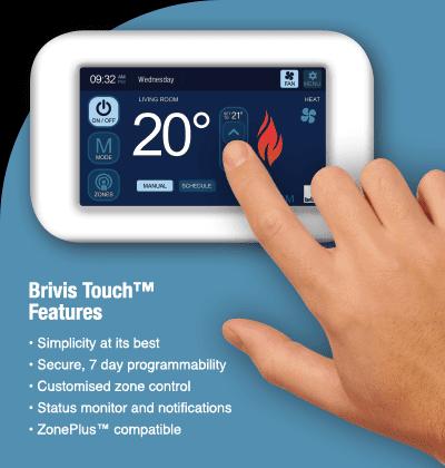 Brivis Touch™
