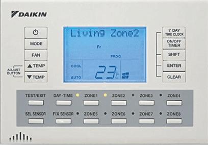 Daikin Zone Controller