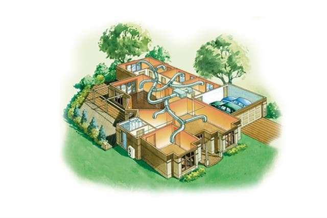 In most areas, electricity costs are rising faster than gas, so natural gas heating offers a cost-effective alternative. The areas can be integrated in the heating system for areas like a dining room that is not often used and require constant heating; these areas can be used to save money on your electricity bill.