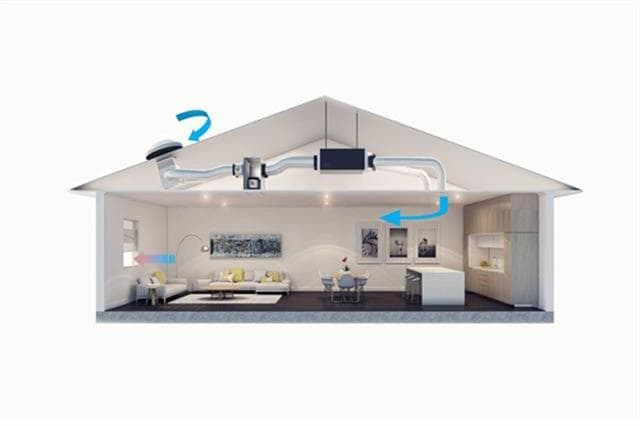 When it comes to choosing a cooling system for your home, it can be hard to know which one will suit your needs best. But one cooling system stands above the rest: A ducted reverse cycle split system.