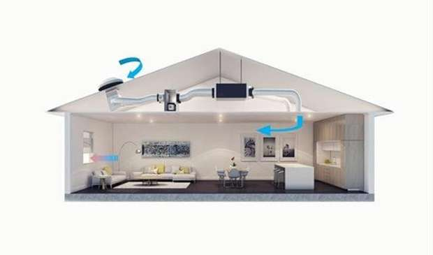 4 Cool Benefits of a Ducted Reverse Cycle Split System
