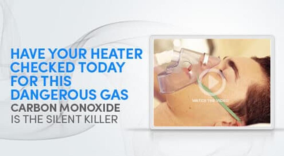 Carbon Monoxide is the Silent Killer