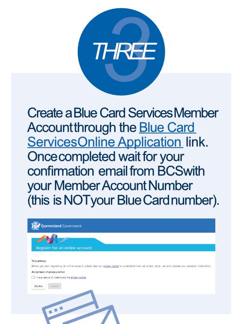 Blue Card Step 3