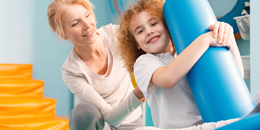 What is early intervention occupational therapy? Growing early minds