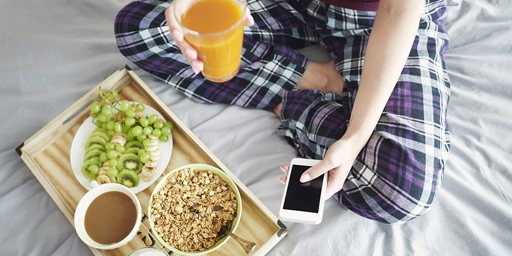 How To Create A Healthy Morning Routine. A Step By Step Guide