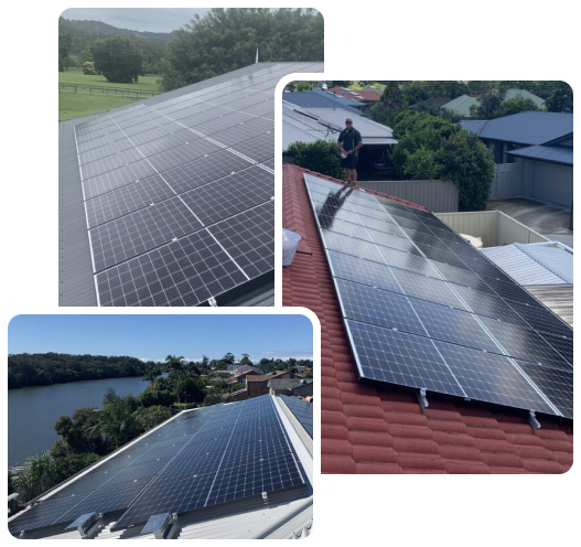 Images of Solar Panel Installations