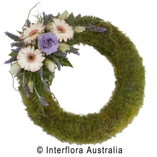 Mossed Wreath