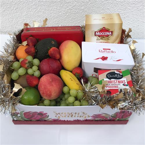 A fruity Christmas