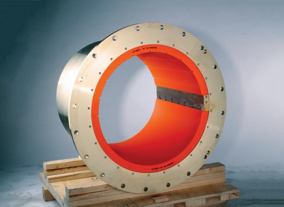 Thordon Marine Bearings Content Block Image