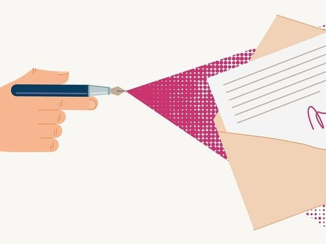 What are the options when you need to deliver or sign documents electronically?