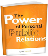 Power of Personal Public Relations