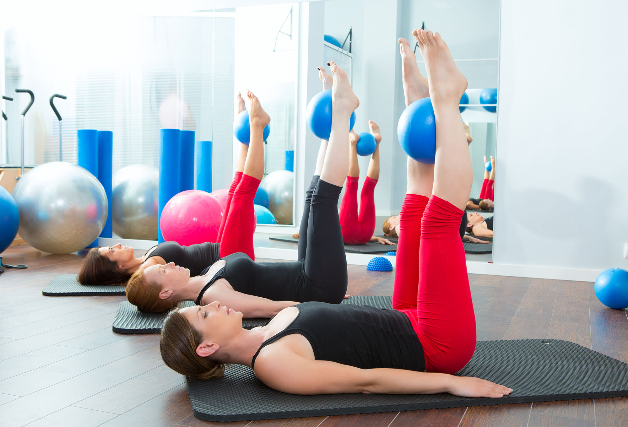 3 Must Do Core Exercises For Pilates Beginners