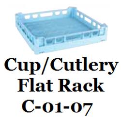 Hobart C-01-07 Dishwasher Cup Cutlery Flat Rack