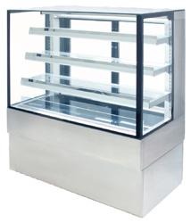 Airex AXA.FDFSSQ.12 Ambient Food Display 1200mm
