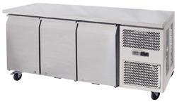 Airex AXF.UCGN.3 Under Counter 3 Door Freezer
