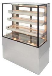 Airex AXH.FDFSSQ.09 Heated Food Display 900mm