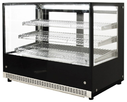Airex AXR.FDCTSQ.09 Counter Top Cold Food Display 900mm