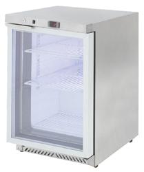 Airex AXR.UC.1G Under Counter 1 Door Glass Fridge