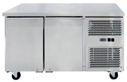 Airex AXR.UCGN.2 Under Counter 2 Solid Door Fridge
