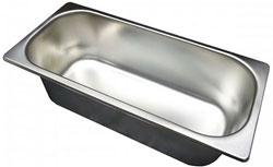 IARP Fenice 5 Ltr SS Food Pans for Ice Cream Freezer