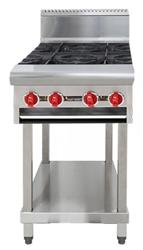 American Range AARHP.36.5 5 open Burner Boiling Top