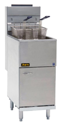 Anets 40AS Silverline Fryer