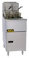 Anets AGG14R Goldenfry Fryer