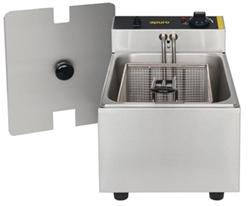 Apuro DL892-A Single Basket Fryer