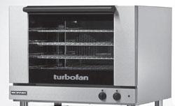 Turbofan E28M4 Convection Oven