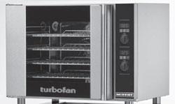 Turbofan E31D4 Convection Oven