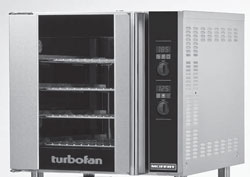 Turbofan E32D4 Electric Convection Oven