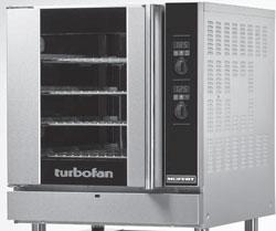 Turbofan G32D4 Gas Convection Oven